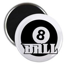 "8 Ball 2.25"" Magnet (10 pack)"