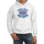 Israeli Police Hostage Negoti Hooded Sweatshirt