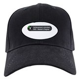 Masters Degree (Achievement) Baseball Hat