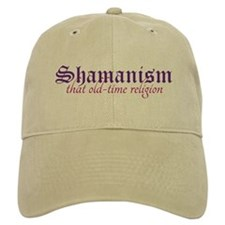 Shamanic Old-time Religion Baseball Cap