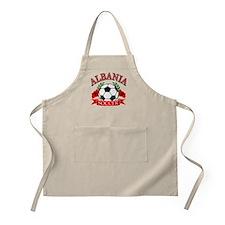 Albania Soccer Designs Apron