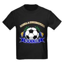 Bosnia Herzegovina Soccer Designs T