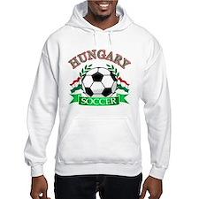Hungary Soccer Designs Hoodie