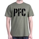 Private First Class PFC T-Shirt