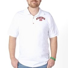 Austria Soccer Designs T-Shirt