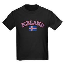 Iceland Soccer Designs T