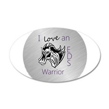 I love an EDS Warrior Wall Decal