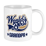 WorldsBestGrandpaSmall Mug