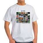 JoVE Articles Light T-Shirt