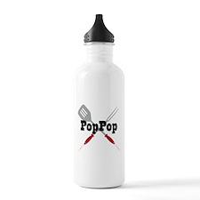 PopPop BBQ Grilling Water Bottle