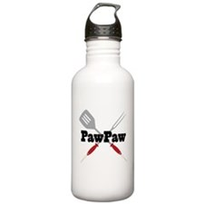 PawPaw BBQ Grilling Water Bottle