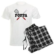 Poppa BBQ Grilling Pajamas