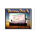 Rosecrans Drive-In Postcards (Package of 8)