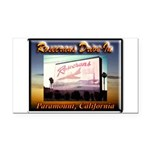 Rosecrans Drive-In Rectangle Car Magnet
