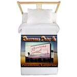 Rosecrans Drive-In Twin Duvet