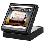 Rosecrans Drive-In Keepsake Box