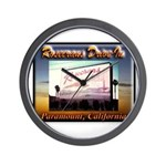 Rosecrans Drive-In Wall Clock