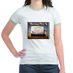 Rosecrans Drive-In Jr. Ringer T-Shirt