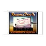 Rosecrans Drive-In 20x12 Wall Decal