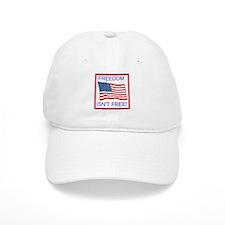 Freedom Isn't Free Baseball Cap