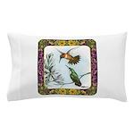Rufous Hummingbirds Pillow Case