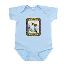 Rufous Hummingbirds Infant Bodysuit
