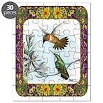 Rufous Hummingbirds Puzzle
