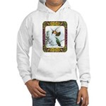 Rufous Hummingbirds Hooded Sweatshirt