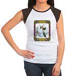 Rufous Hummingbirds Women's Cap Sleeve T-Shirt