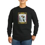 Rufous Hummingbirds Long Sleeve Dark T-Shirt