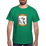 Rufous Hummingbirds Dark T-Shirt