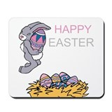 Happy Eater Mousepad