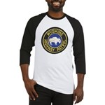 Wyoming Highway Patrol Baseball Jersey