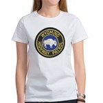 Wyoming Highway Patrol Women's T-Shirt