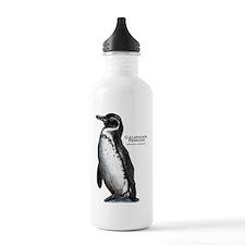 Galapagos Penguin Water Bottle