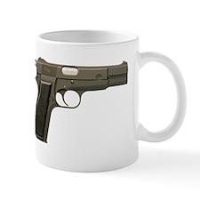 Canadian Inglis Hi-Power Pistol.jpg Mug