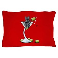 Scottish Martini Pillow Case