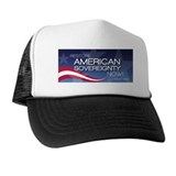 Restore American Sovereignty Trucker Hat