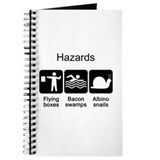 Geocaching Hazards Journal