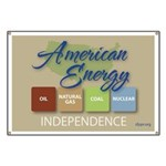 American Energy Independence Banner