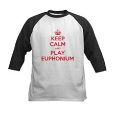 Keep Calm Play Euphonium Tee