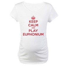 Keep Calm Play Euphonium Shirt