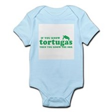 If You Know Tortugas Infant Bodysuit