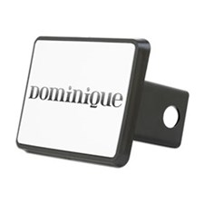 Dominique Carved Metal Hitch Cover