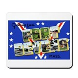 Fort Devens Massachusetts Mousepad