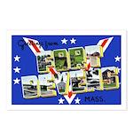 Fort Devens Massachusetts Postcards (Package of 8)