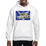 Fort Devens Massachusetts Hooded Sweatshirt