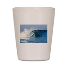 Fijian Wave Shot Glass
