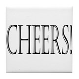 Capital Cheers! Tile Coaster