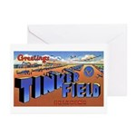 Tinker Field Oklahoma Greeting Cards (Pk of 10